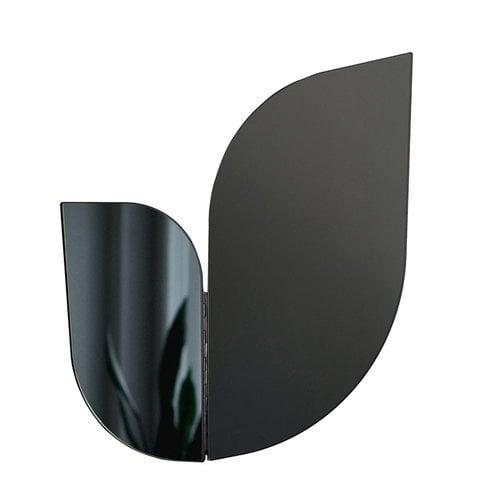 Katriina Nuutinen Perho peili, pieni, musta
