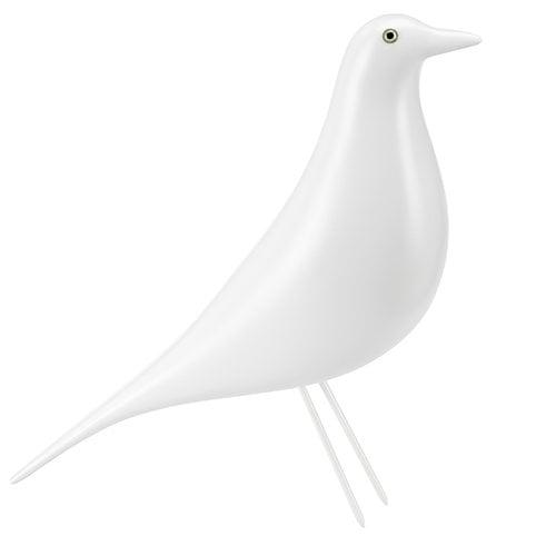 Vitra Eames House Bird, valkoinen