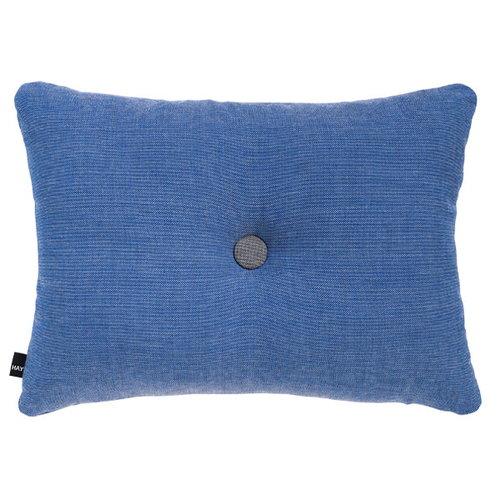 Hay Dot cushion, Surface, denim