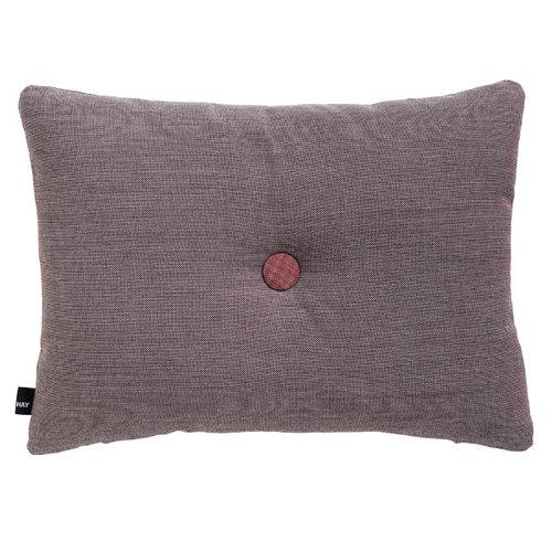 Hay Dot cushion, Surface, greyish burgundy