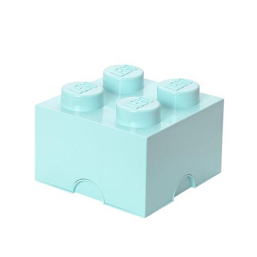 Room Copenhagen Lego s�ilytyslaatikko 4, aqua