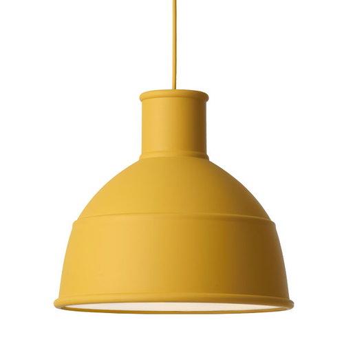 Muuto Unfold pendant, mustard
