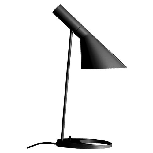 Louis Poulsen AJ table lamp, black