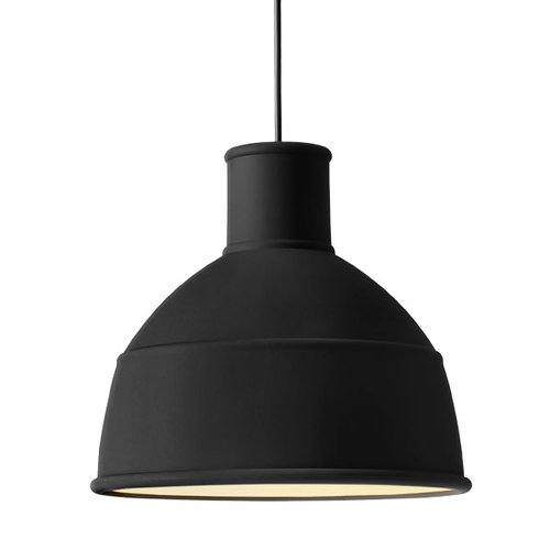 Muuto Unfold lamp, black