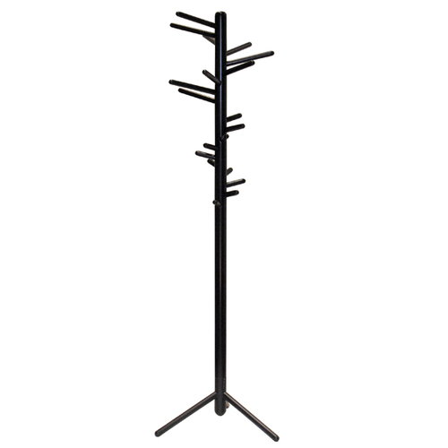 Artek 160 clothes tree, black