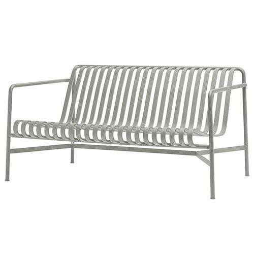 Hay Palissade sohva, vaaleanharmaa