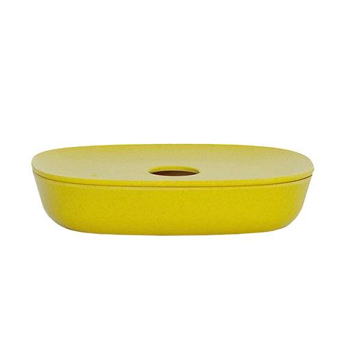 Ekobo BIOBU Bano soap dish, lemon