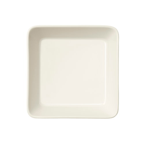 Iittala Vassoio Teema 12 cm x 12 cm, bianco
