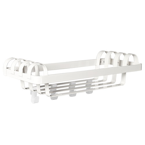 Minus Tio Arches coat rack, oyster white