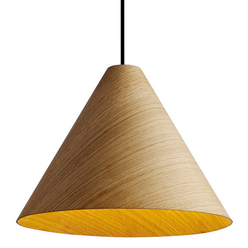 Hay 30degree pendant, medium, natural