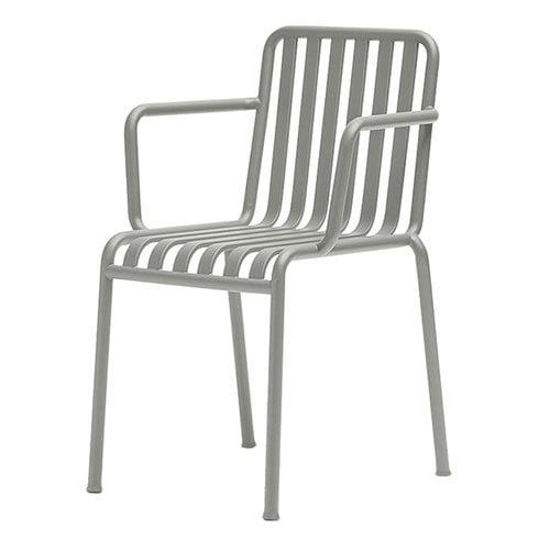 Hay Palissade k�sinojallinen tuoli, vaaleanharmaa