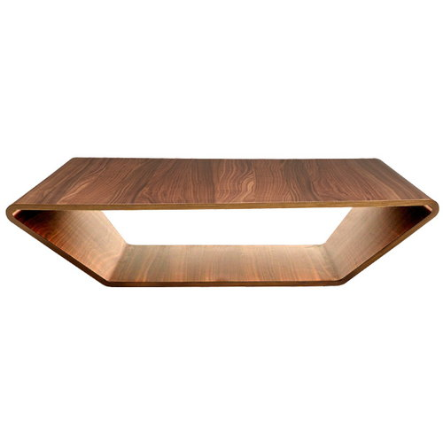 Swedese Brasilia table, walnut