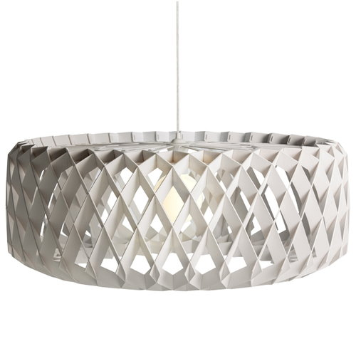 Showroom Finland Pilke 80 pendant, white