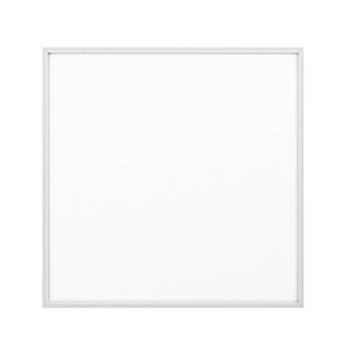 By Lassen Illustrate frame 29,7x29,7, white