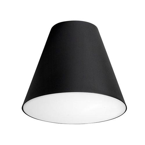 Hay Sinker ceiling light, black