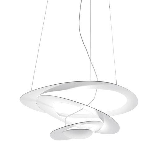 Artemide Pirce Mini kattovalaisin, valkoinen