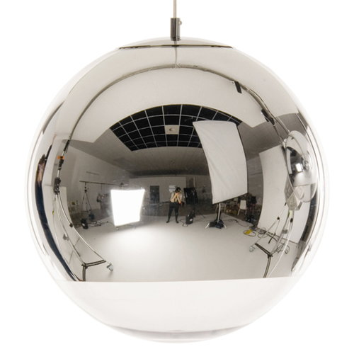 Tom Dixon Mirror Ball pendant, 50 cm