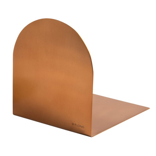 Klong Book Stopper, copper