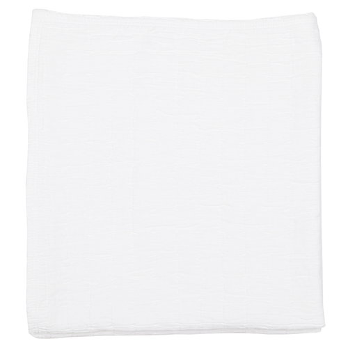 Matri Aava bed cover 160 x 260 cm, white