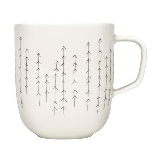 Iittala Sarjaton mug 0,36 L, Mets�