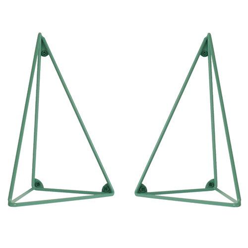 Maze Pythagoras brackets 2 pcs, green