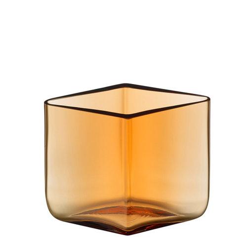 Iittala Ruutu vase, 115 x 80 mm, desert