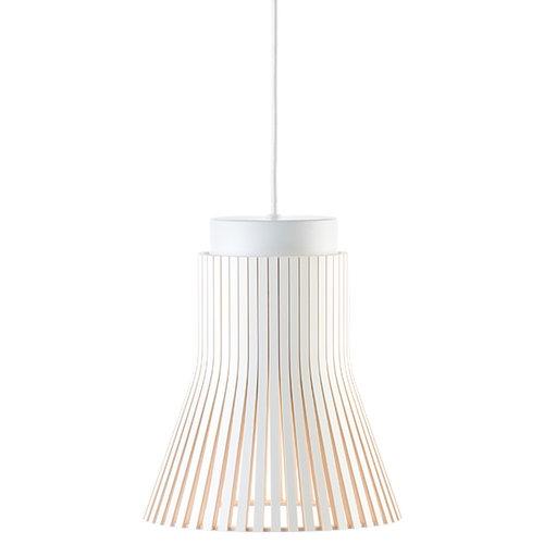 Secto Design Petite 4600 valaisin, valkoinen