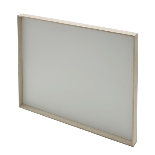Skagerak Notice board, light grey