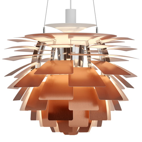 Louis Poulsen PH Artichoke, 600 mm, copper