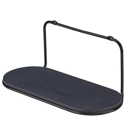 Skagerak Wire Shelf, oval, blue