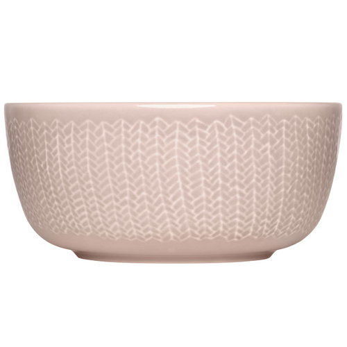 Iittala Sarjaton kulho 0,68 L, Letti vanha roosa