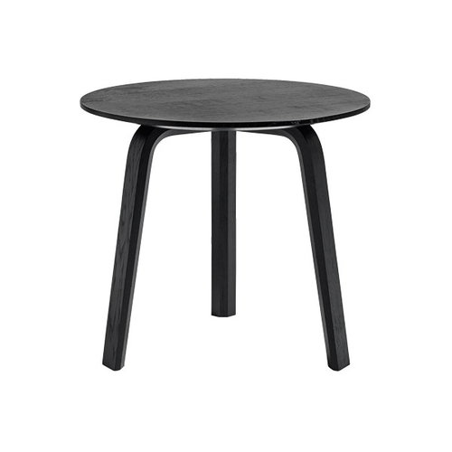 Hay Bella coffee table 45 cm, low, black