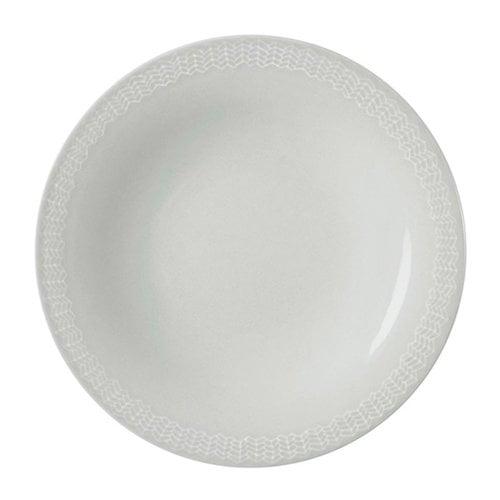 Iittala Sarjaton lautanen 22 cm, Letti helmenharmaa