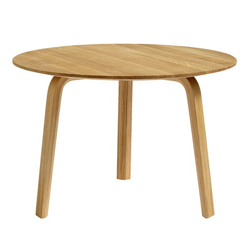 Hay Bella coffee table 60 cm, high, oiled oak