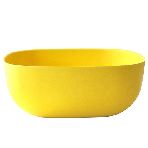 Ekobo BIOBU Gusto large salad bowl, lemon