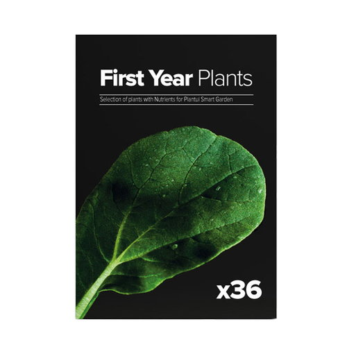 Plantui First Year Plants selection
