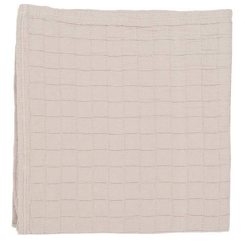 Matri Aava double bed cover 260 x 260 cm, sand