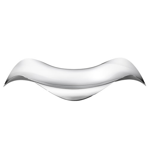 Georg Jensen Cobra Oval tray