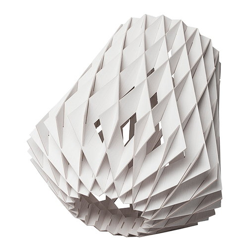 Showroom Finland Pilke 28 table lamp, white