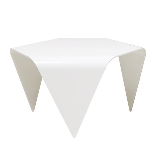 Artek Trienna coffee table, white