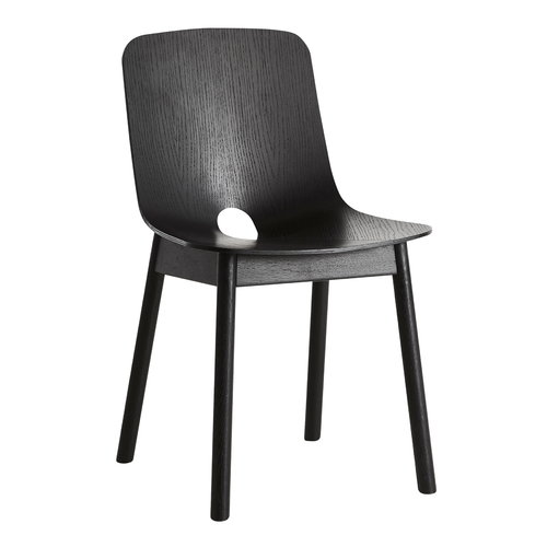 Woud Mono chair, black