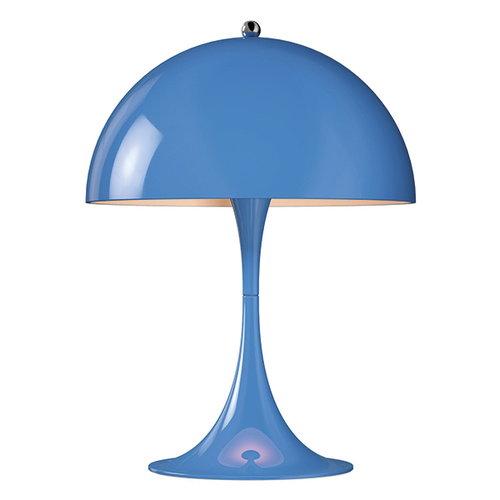 Louis Poulsen Panthella Mini table lamp, blue