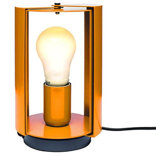 Nemo Lighting Pivotante à Poser pöytävalaisin, keltainen