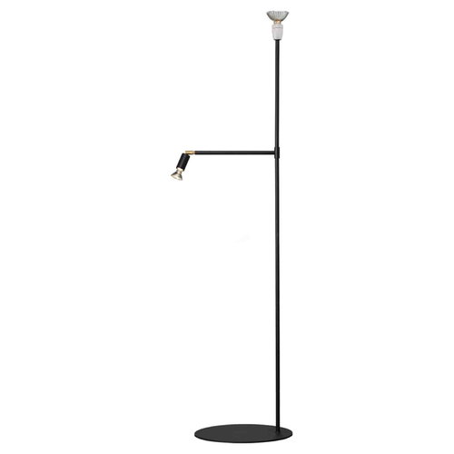 �rsj� Galax floor lamp, black