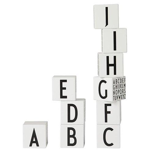 Design Letters AJ Puupalikat A-Z