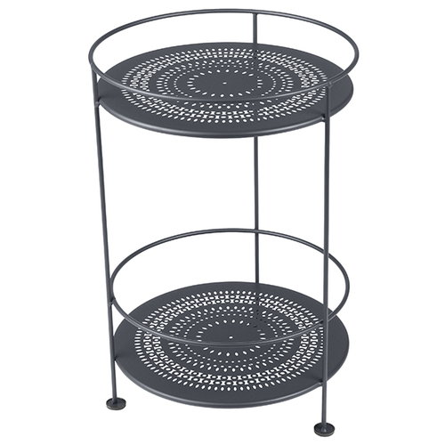 Fermob Gueridons table, anthracite