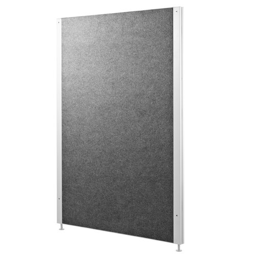 String String works, rear panel with sound absorbing felt