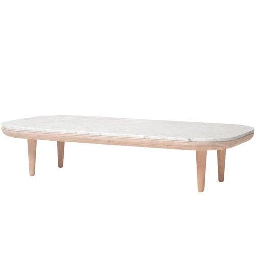 &Tradition Fly SC5 sohvap�yt�, valkoinen marmori