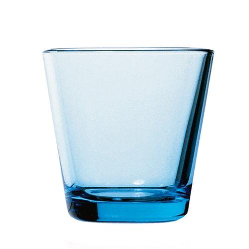 Iittala Bicchiere Kartio 21 cl, celeste, 2 pz