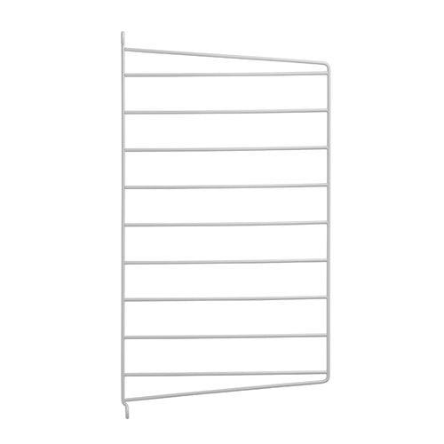 String String side panel 50 x 30 cm, 2-pack, grey